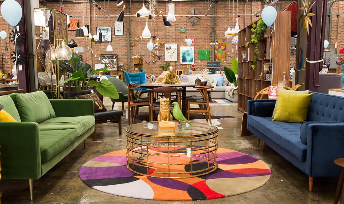 фотография Магазин дизайнерской мебели Storeforhome в Переведеновском переулке, 17