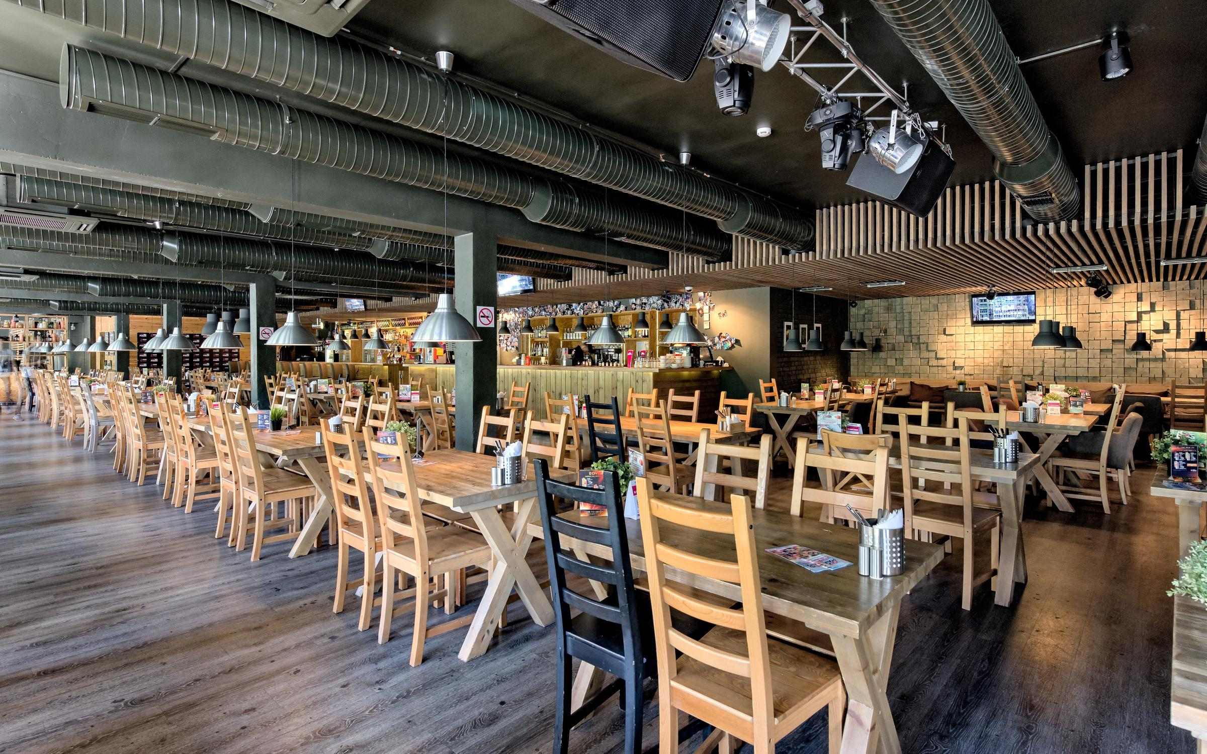 фотография Клубный ресторан VSЁХОРОШО! на проспекте Науки
