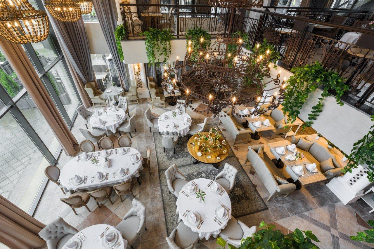 фотография Ресторана Бахча на Федосеевской улице
