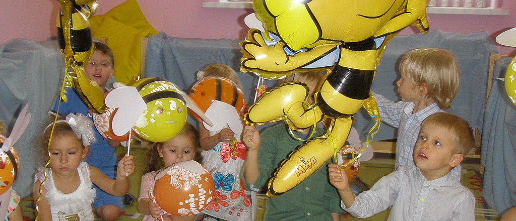 фотография Монтессори-центра Пчелка на Юбилейном проспекте в Реутове