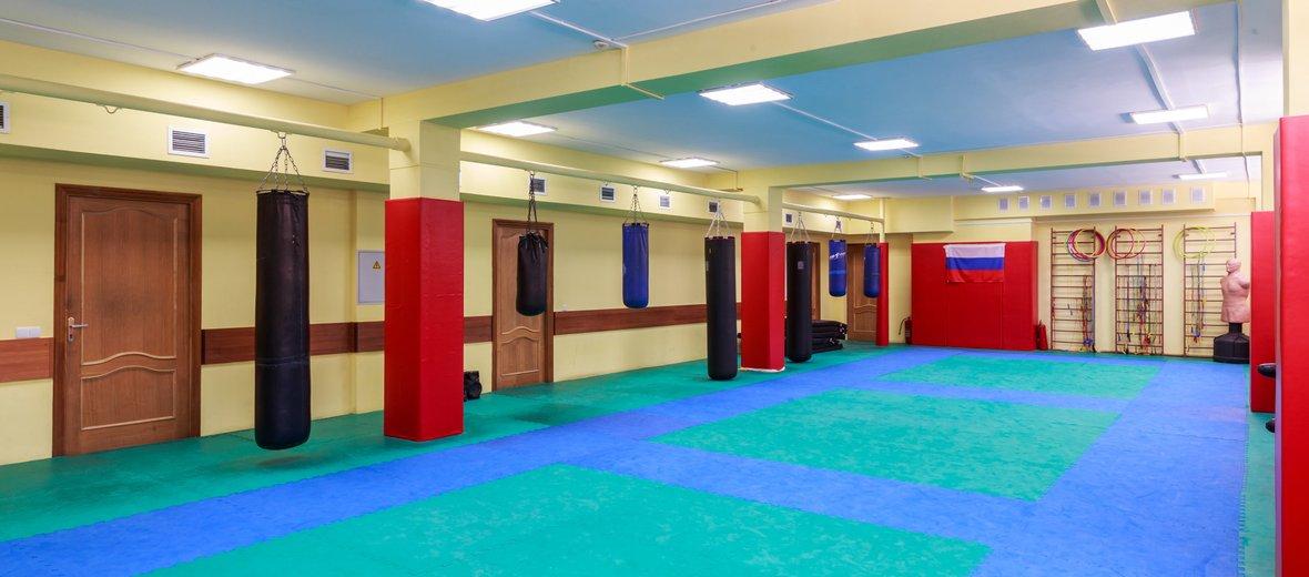 Фотогалерея - Детско-юношеский клуб боевых искусств на шоссе Энтузиастов