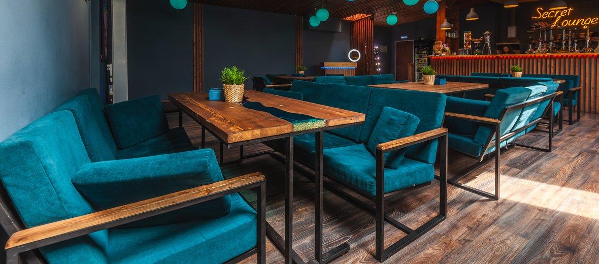 Фотогалерея - Галерея Secret Lounge на Яузской улице
