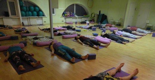 фотография Студии йоги Yoga-Energy