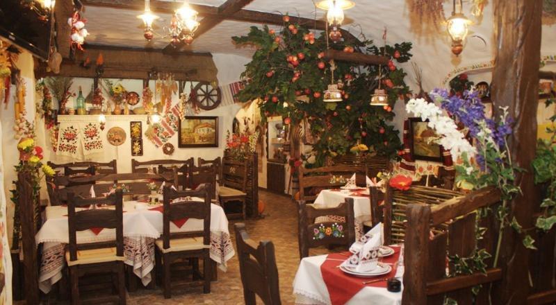 фотография Ресторан украинской кухни Украинский Шинок на Тарской улице