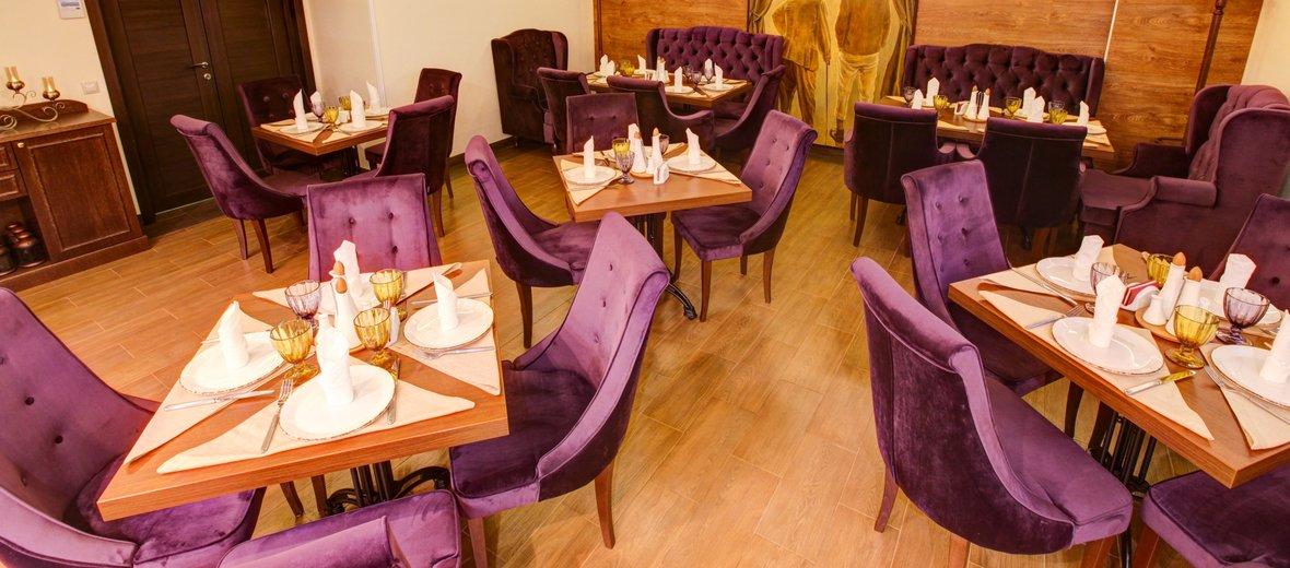 Фотогалерея - Ресторан Необыкновенный на Цветном бульваре