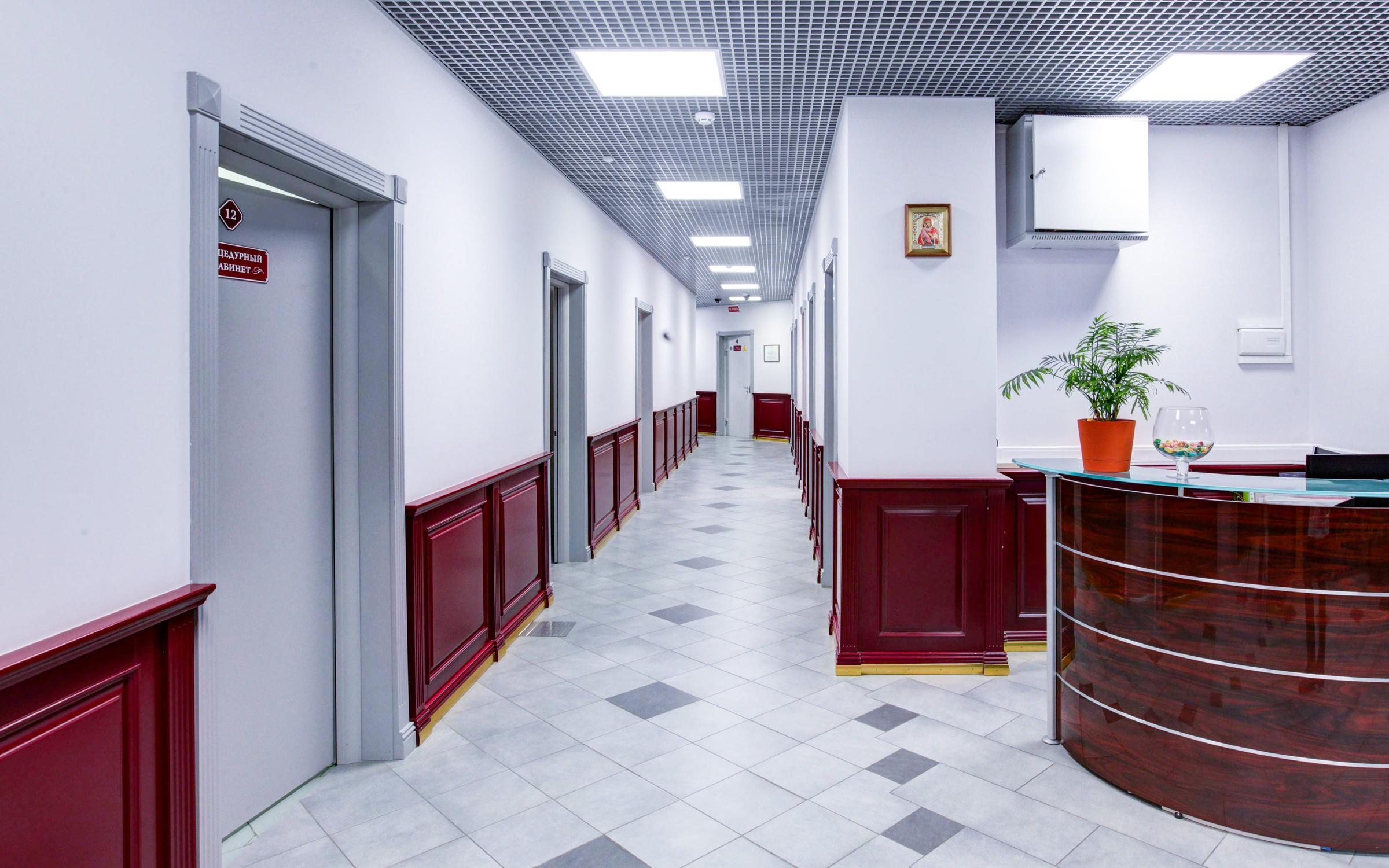 фотография Медицинского центра Алина на Октябрьской улице в Железнодорожном