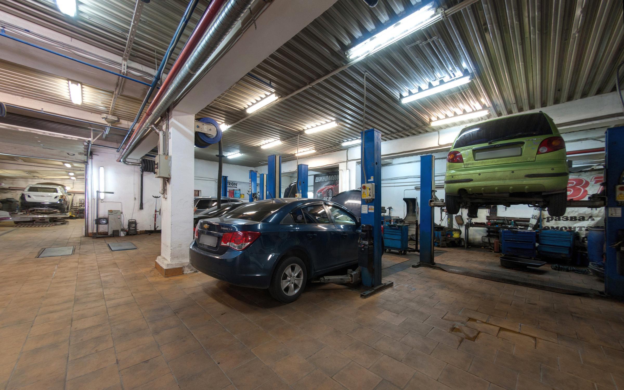 фотография Сервиса Стилберг-авто в Тушино