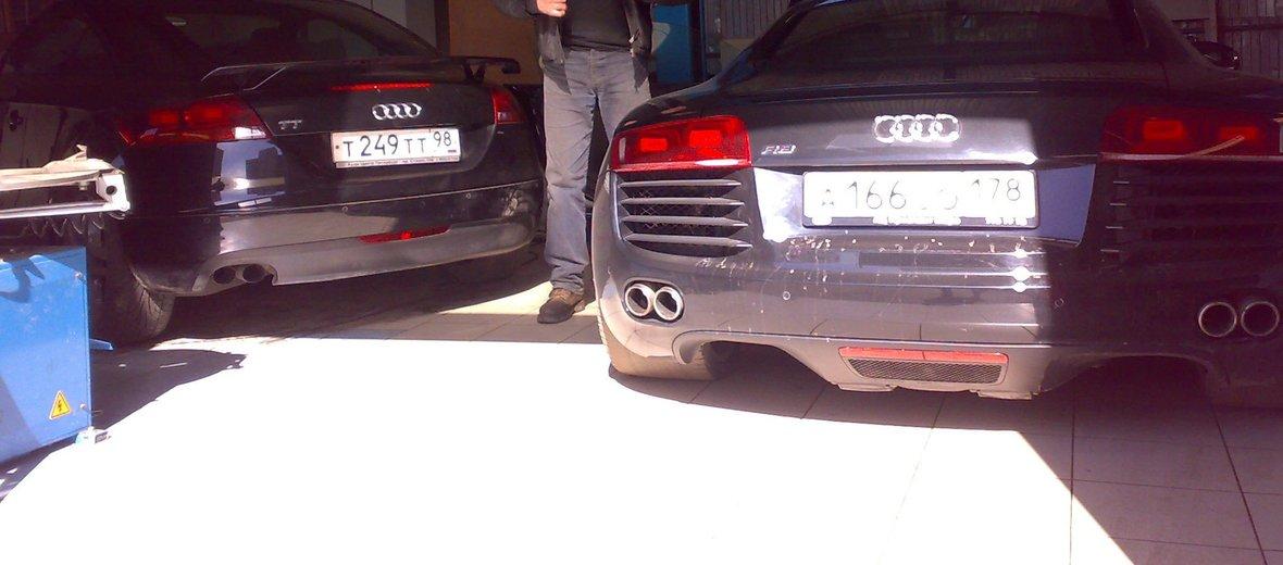Фотогалерея - Автосервис Audi - Volkswagen сервис на улице 9 Января