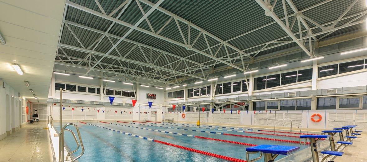 Фотогалерея - Сибирь, плавательные клубы