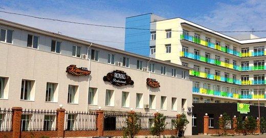 фотография Гостинично-развлекательного комплекса ROYAL-LIME на Выборгской улице, 99