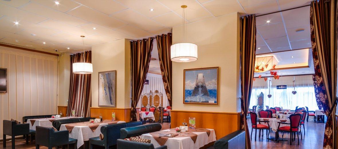 Фотогалерея - Ресторан Гарден на 3-й Песчаной улице