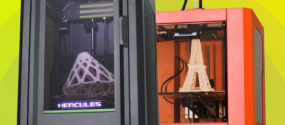 фотография Компания по производству 3D принтеров Imprinta на проспекте имени газеты Красноярский рабочий