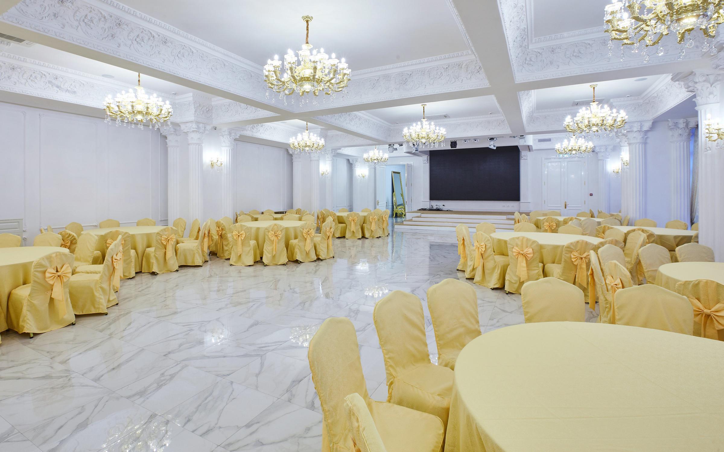 фотография Банкетного холла Аниллито на метро Ленинский проспект