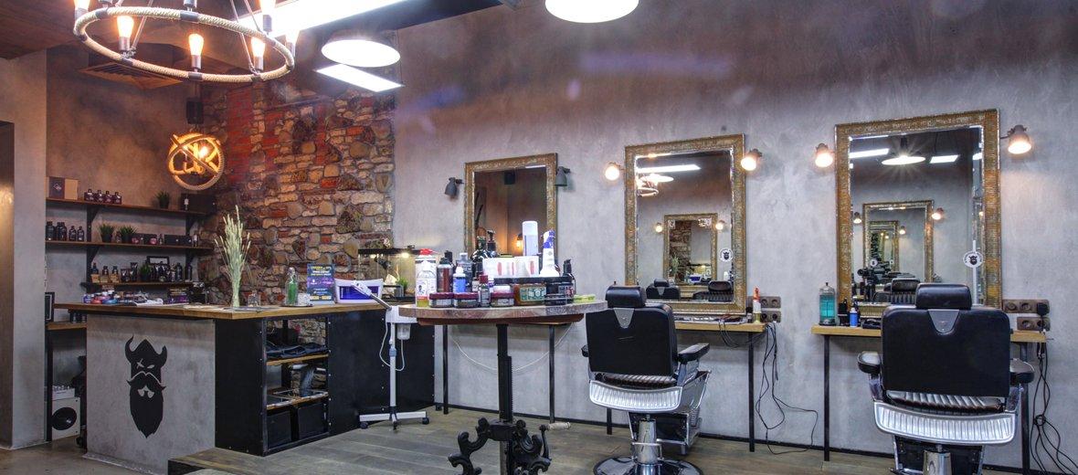 Фотогалерея - Салон стрижки и бритья Barberians Moscow