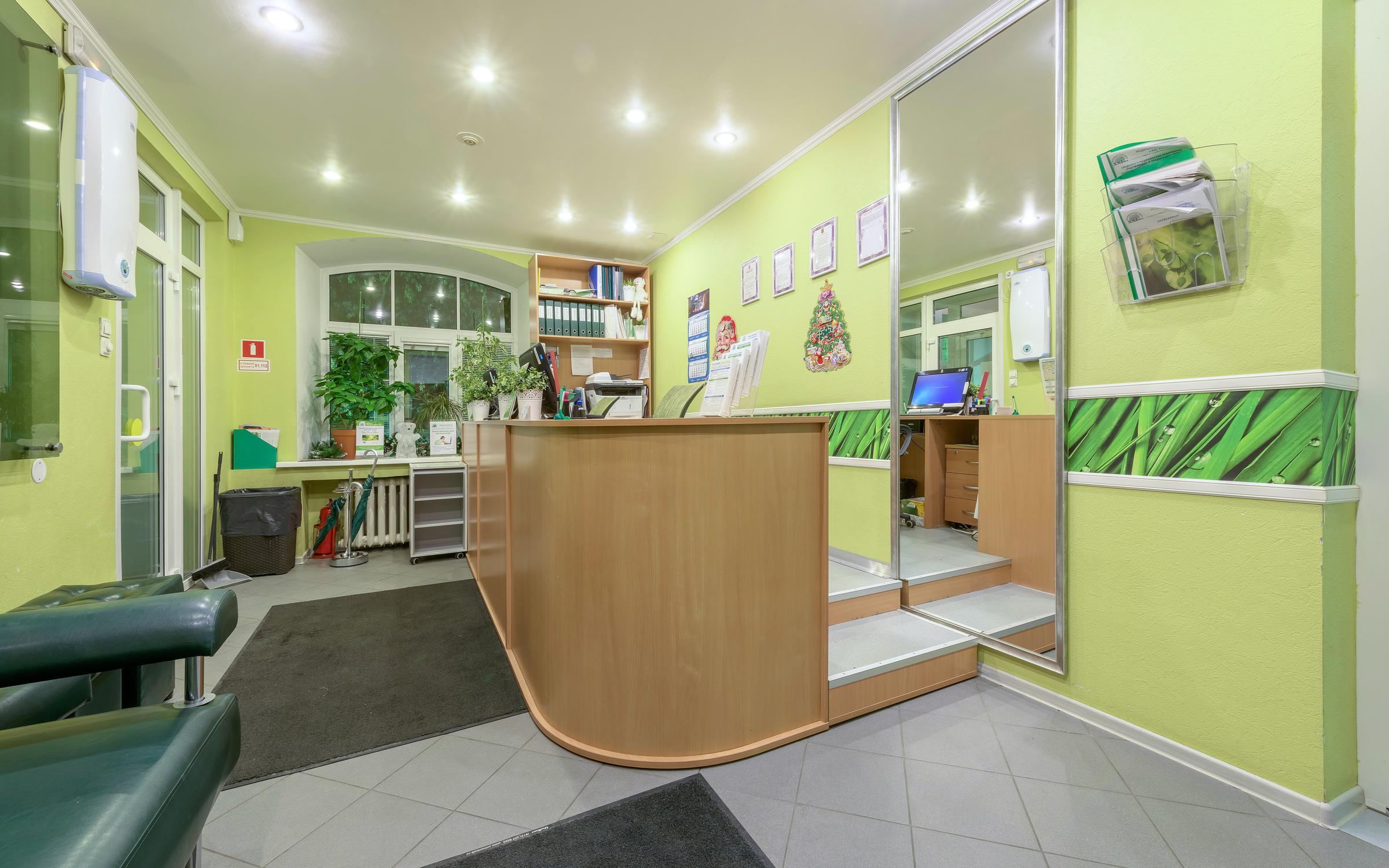 фотография Медицинского центра XXI век на Большой Пушкарской улице