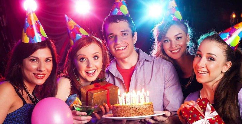 Проведение прикольного дня рождения