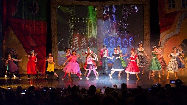фотография Театральной студии Академия детского мюзикла на метро Алексеевская