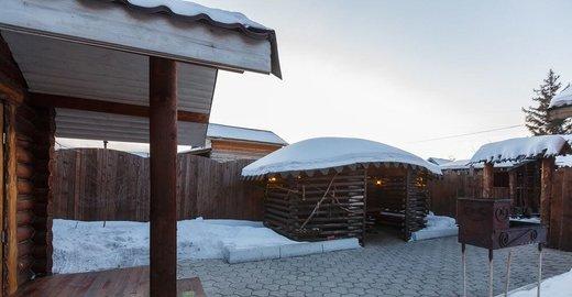 фотография Бани на дровах Красноярская парильня