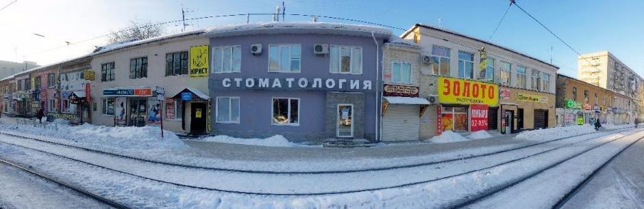 фотография Стоматологии на улице Серова, 32