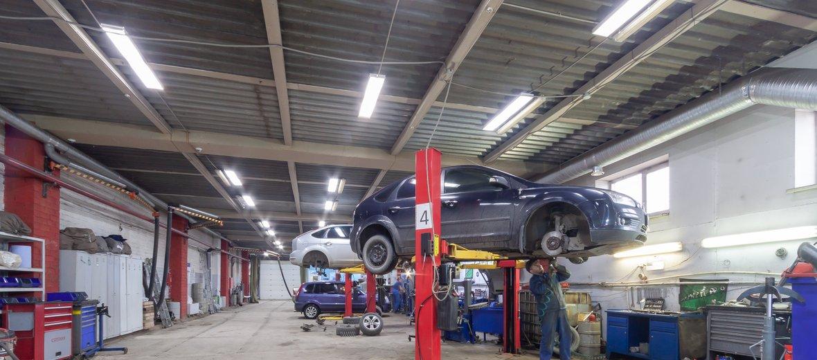 Фотогалерея - Автокомплекс для Ford Форд 96 на улице Черепанова