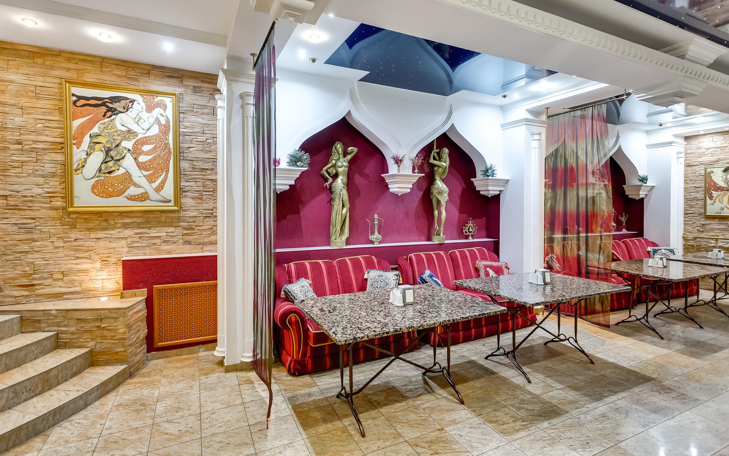фотография Ресторана Синема в Маринс Парк Отель