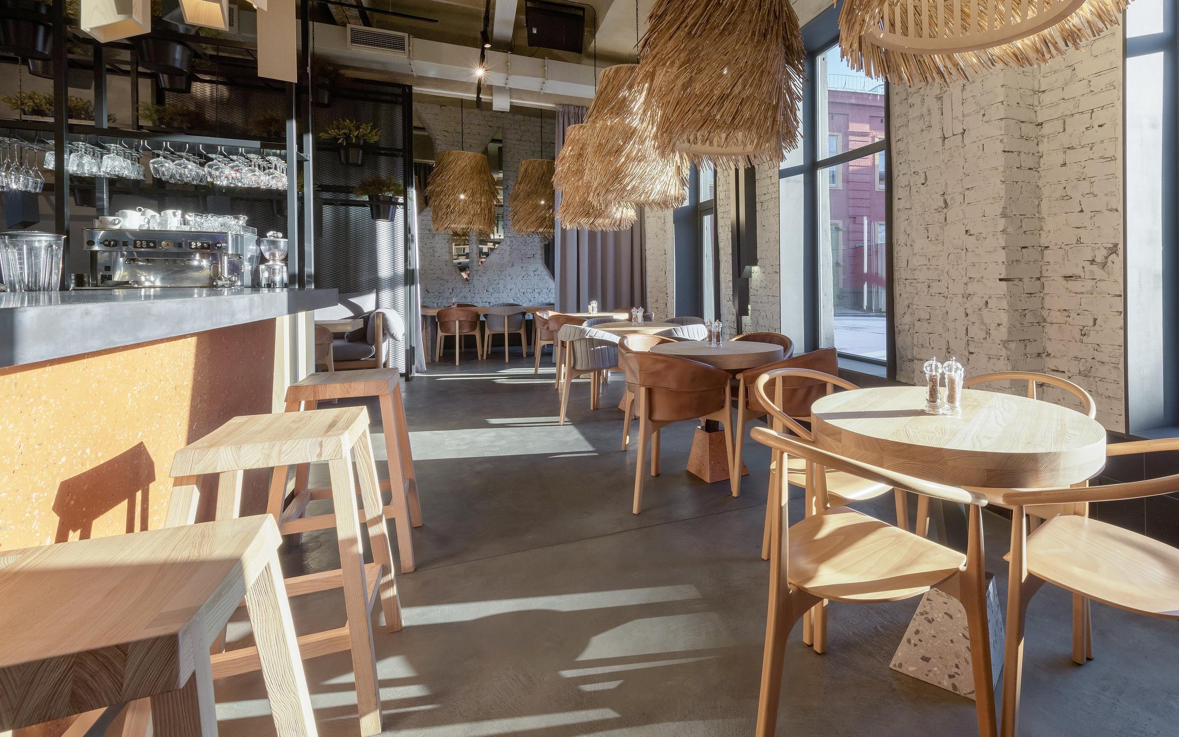 фотография Ресторан северной кухни Lodbrok в Петергофе