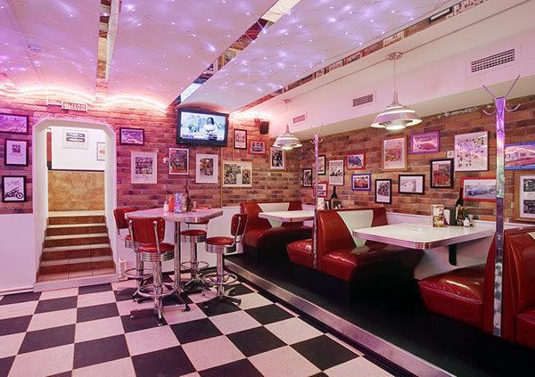 фотография Ресторана Starlite Diner на метро Третьяковская