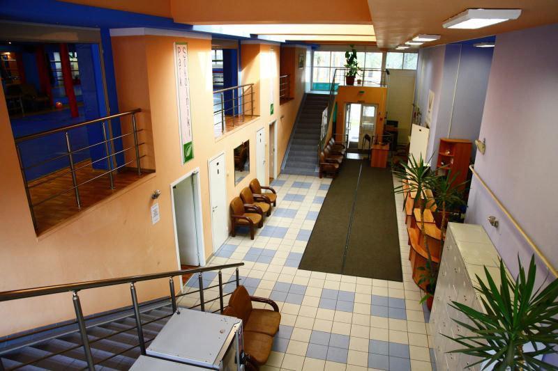 фотография Физкультурно-оздоровительного комплекса Сокольники в Сокольниках