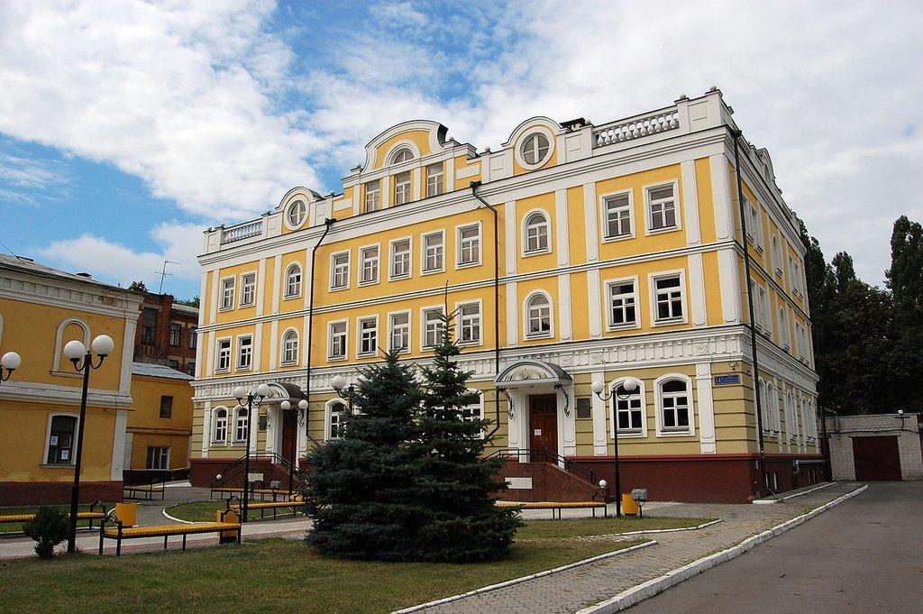 фотография Институт дополнительного профессионального образования ВГУ на Никитинской улице