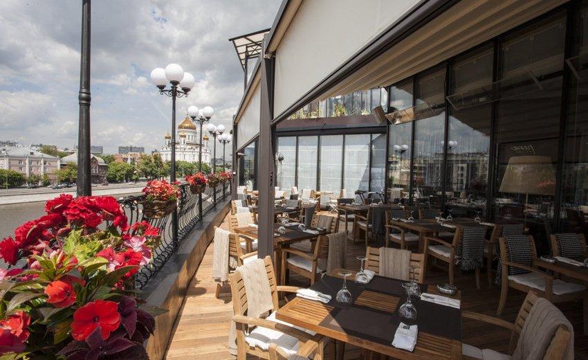 Фотогалерея - Ресторан Река на Берсеневской набережной