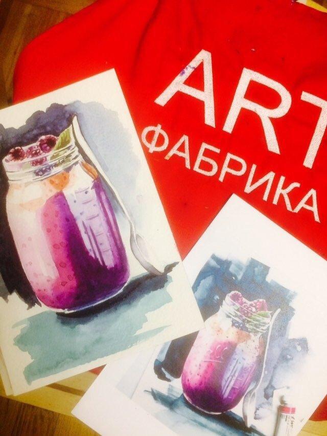фотография Художественной студии ART Фабрика на Новослободской улице