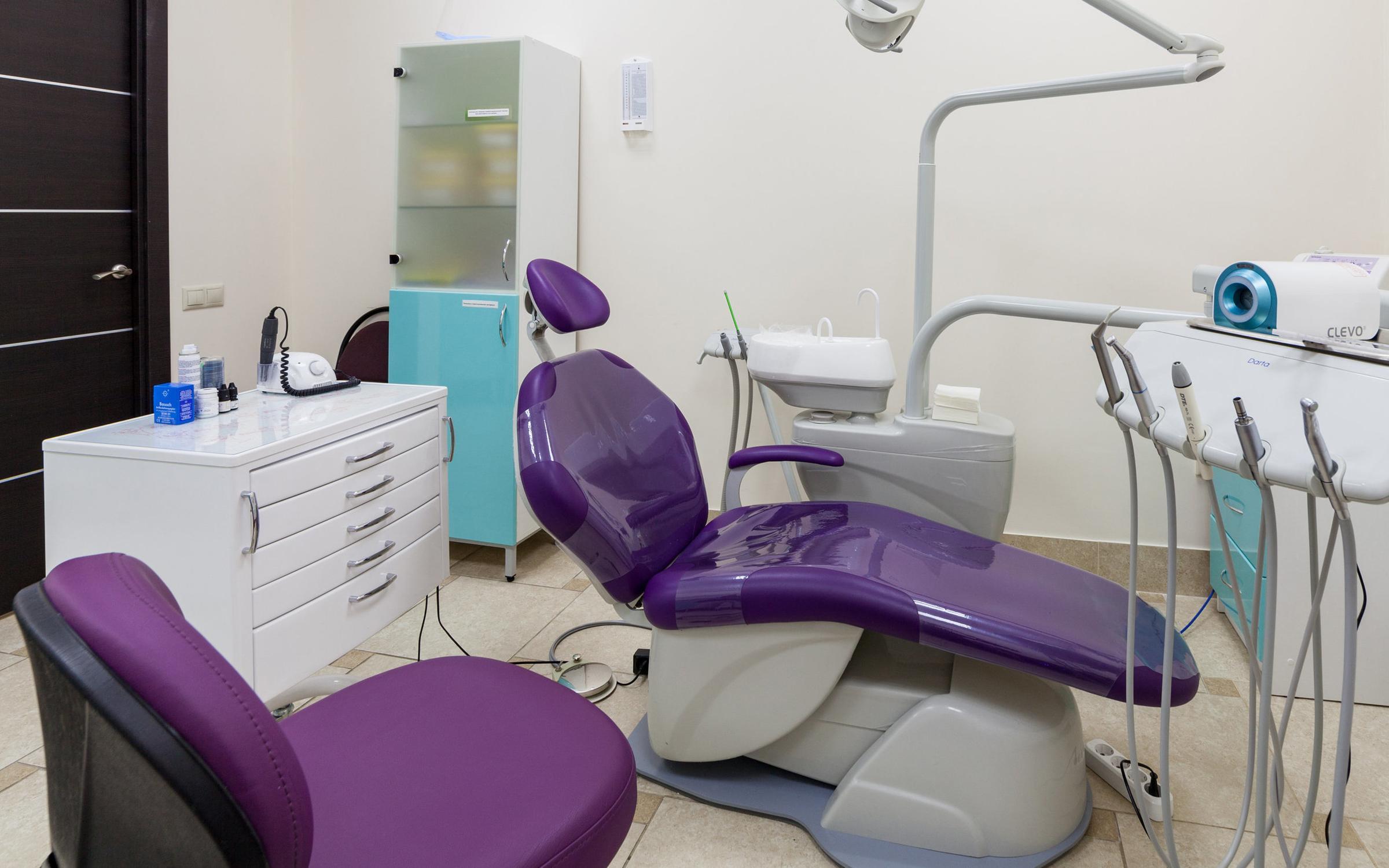 фотография Стоматологической клиники Медея плюс на Мервинской улице