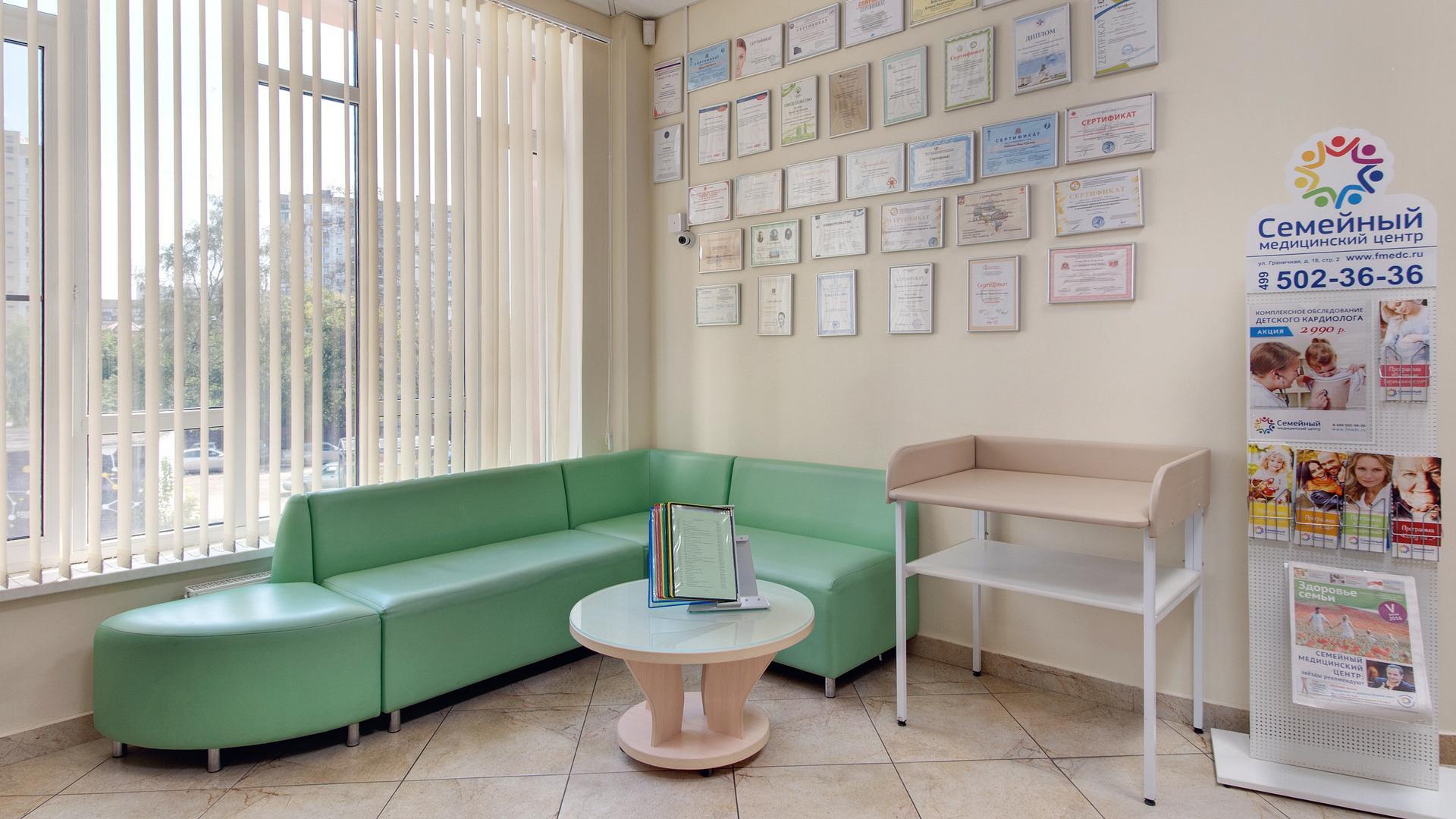 Медицинские детские центры в железнодорожном отзывы