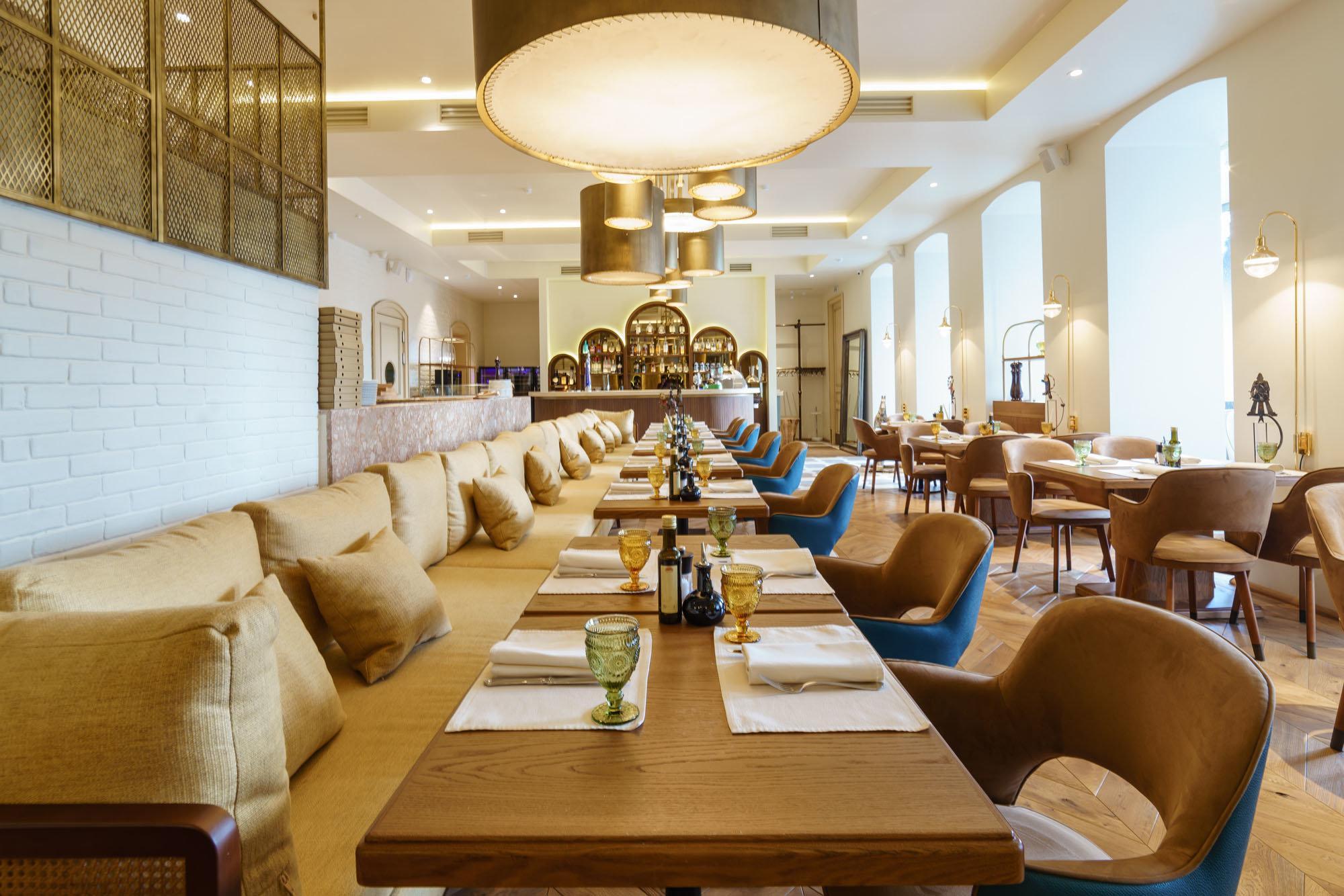 фотография Итальянского ресторана BOCCONCINO на Страстном бульваре