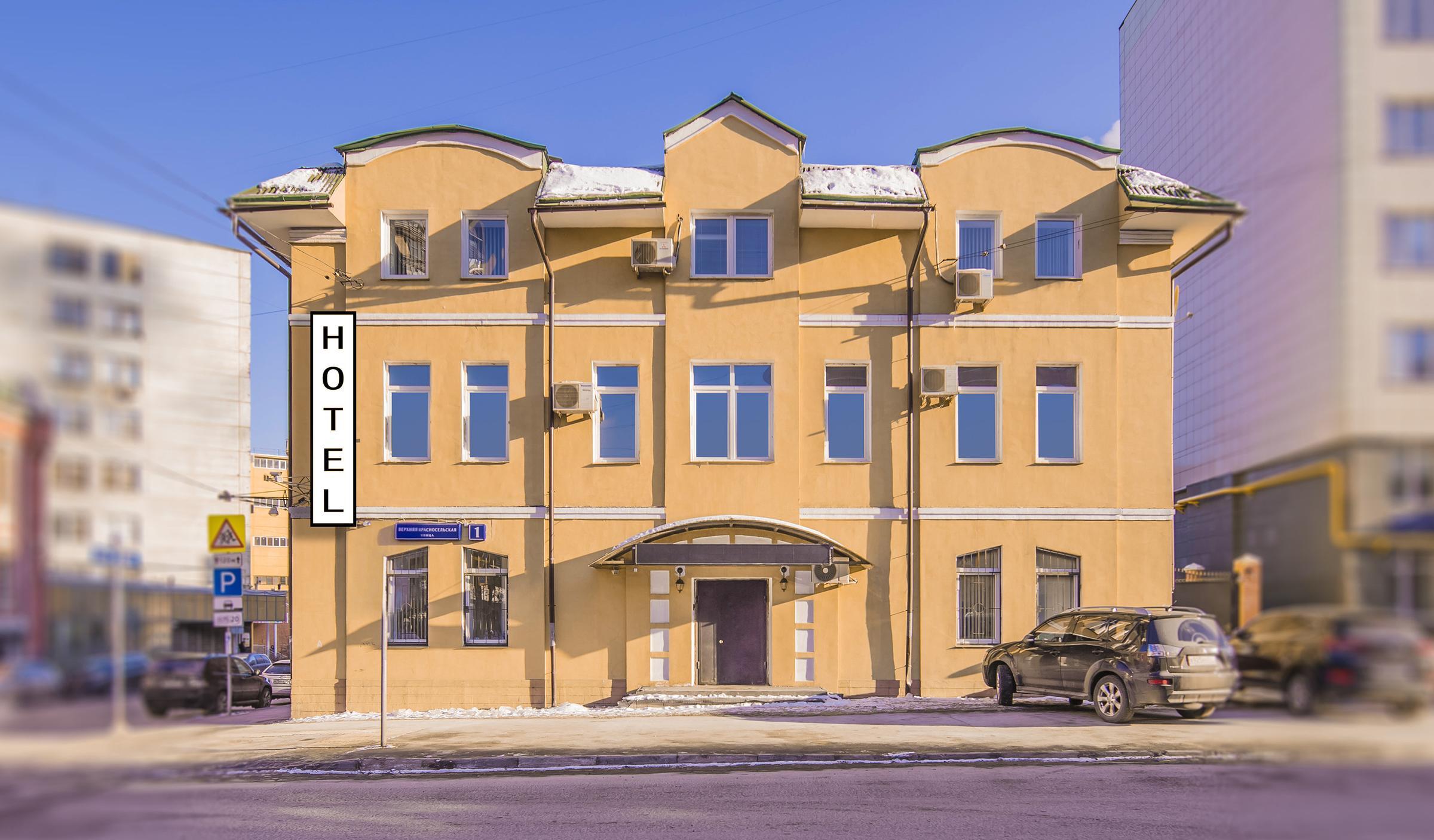 фотография Отеля История на Верхней Красносельской улице