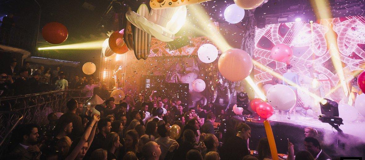 Фотогалерея - Ночной клуб ICON CLUB Moscow (бывш. RAЙ) | Ночной клуб Айкон на Болотной набережной