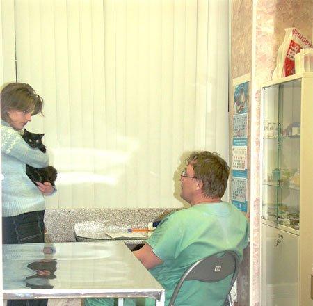 фотография Ветеринарной клиники Альбетта на Ленинском проспекте