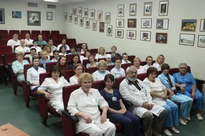 Женская консультация поликлиника 23 авиаконструктора