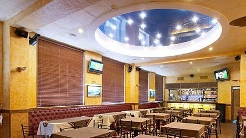 Фотогалерея - Ресторан Ciel в бизнес-центре Пальмира