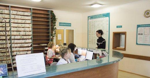 Жуковская городская больница лор отделение