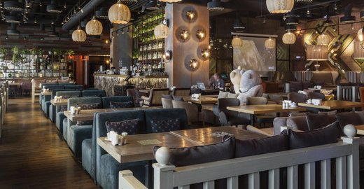 фотография Ресторана Чайхона №1 в ТЦ Золотой Вавилон