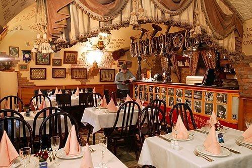 фотография Ресторана Черная кошка на Воронцовской улице