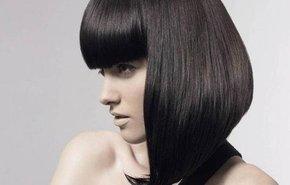 фотография Ламинирование коротких волос
