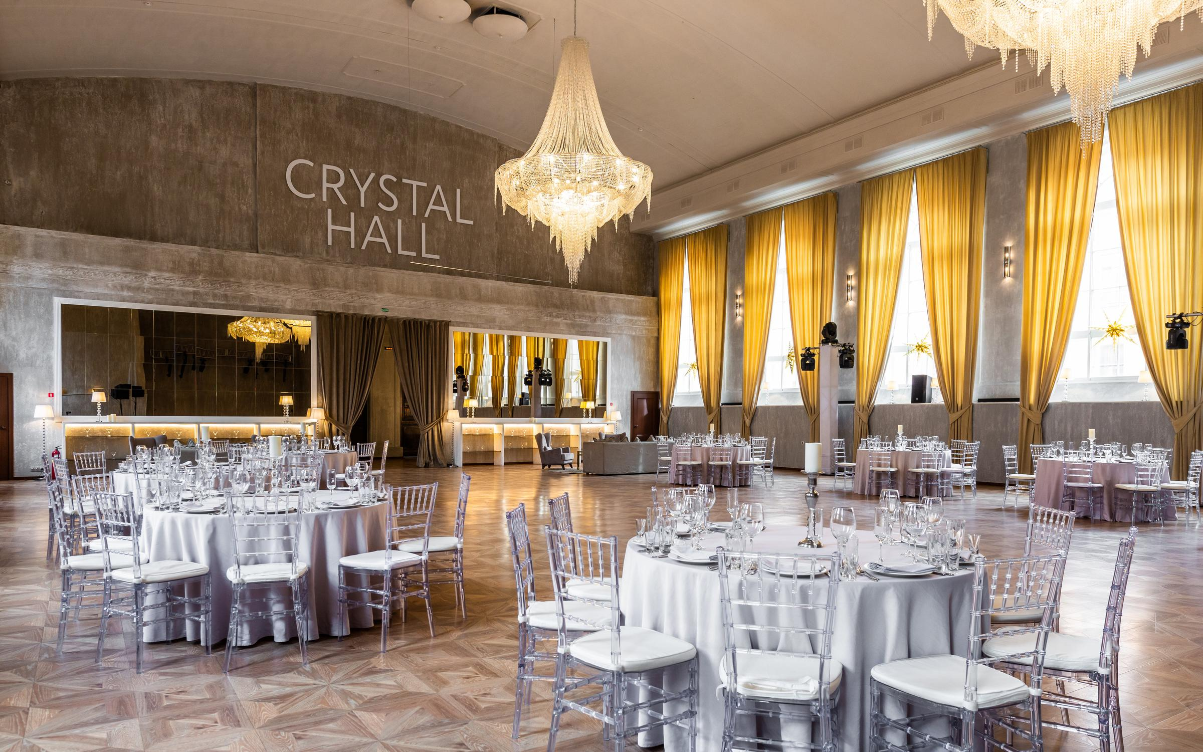 фотография Ресторана Crystal Hall в Петроградском районе