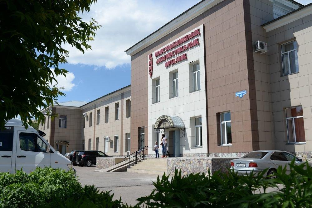 фотография Медицинского центра КГМУ на улице Сакена Сейфуллина
