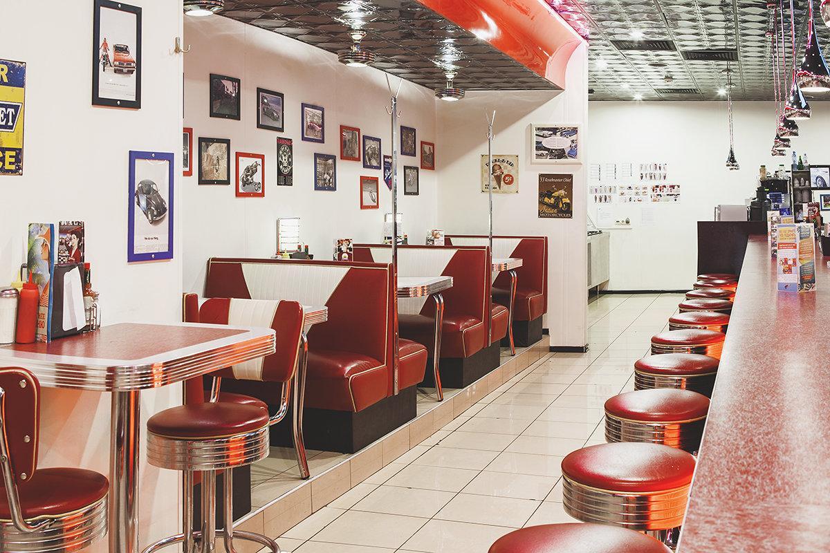 фотография Ресторана Starlite Diner на метро Пушкинская