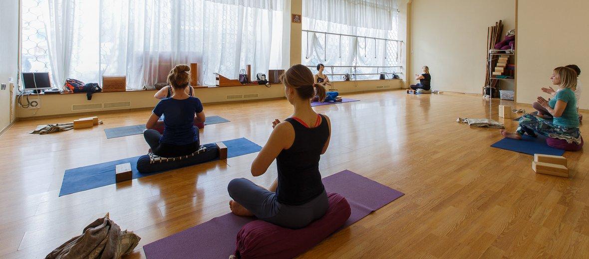 Фотогалерея - Айенгара, центры йоги
