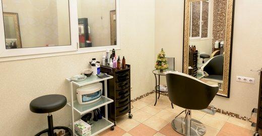 салон красоты 12 месяцев санкт-петербург
