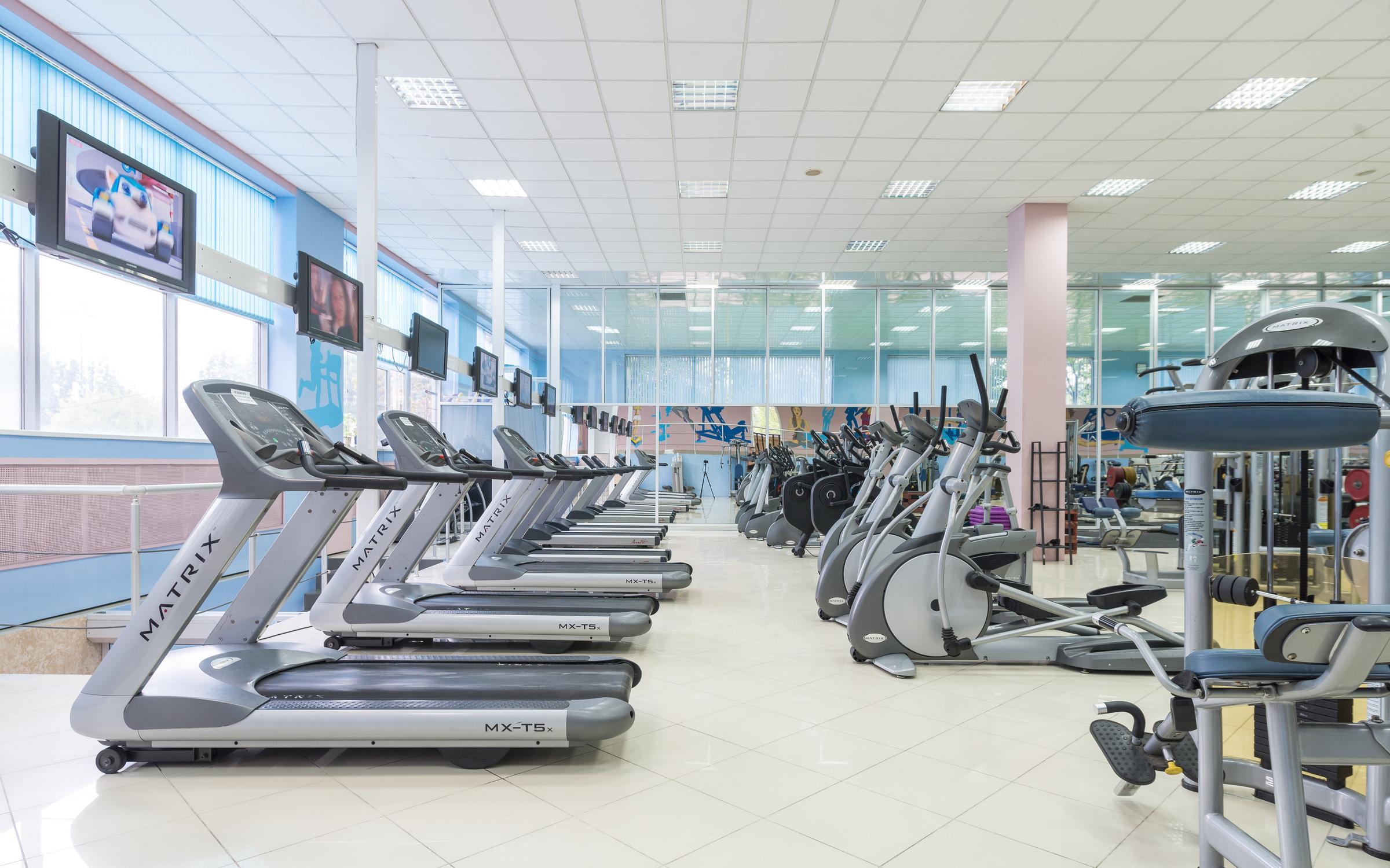 москва район коптево фитнес клуб