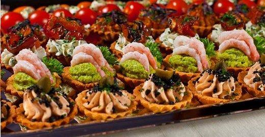 Банкетные блюда рецепты с фото